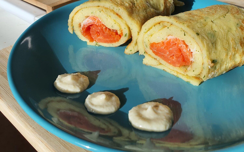 Vikings Salmon-Pancake